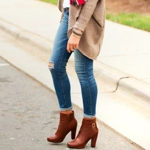 Banana Republic Trinna Ankle Booties